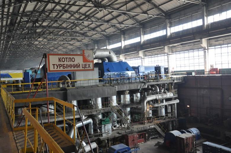 Система мониторинга технологических параметров энергоблоков Криворожской ТЭС введена в эксплуатацию