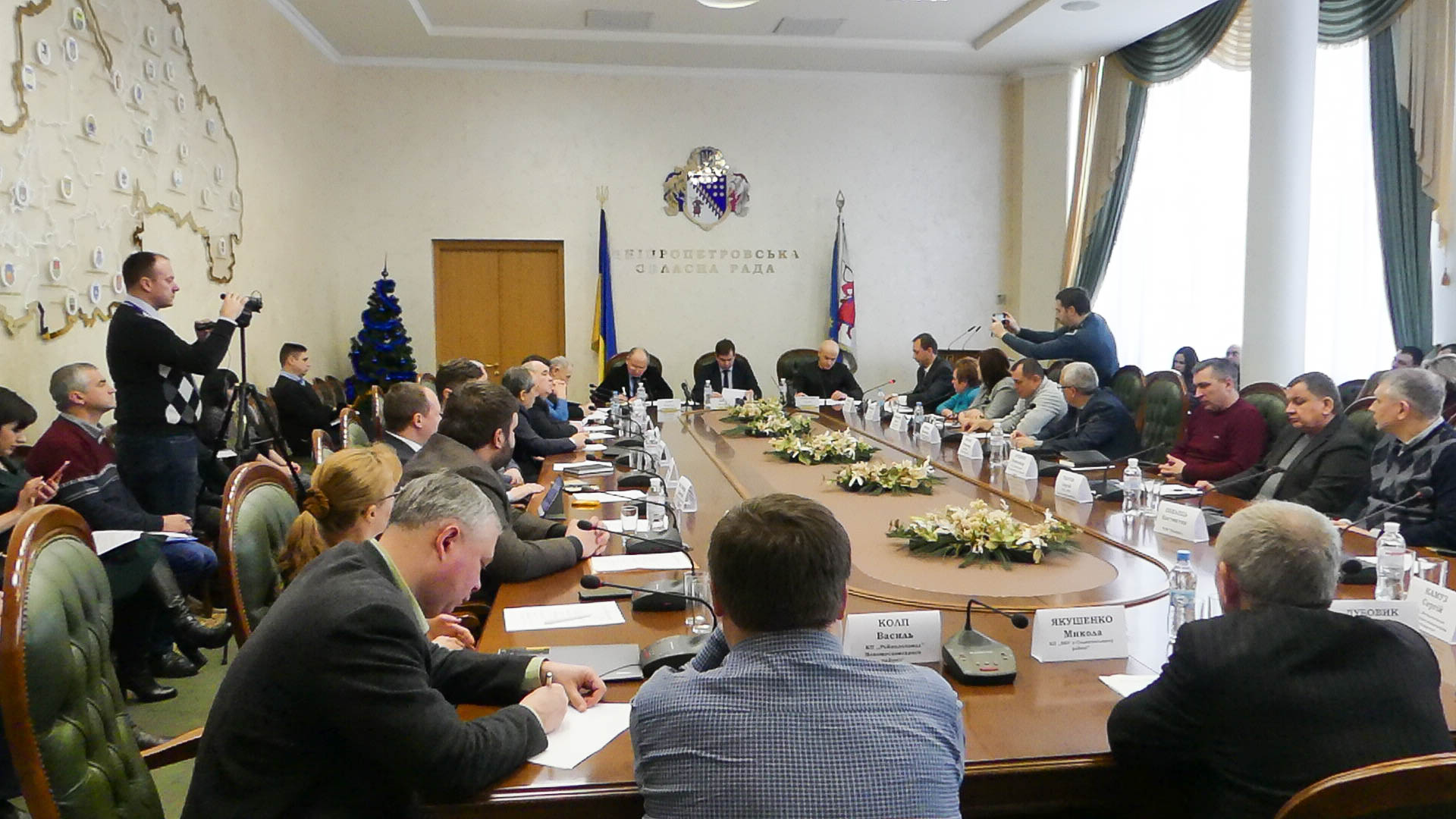 INTENGIN participated in the roundtable discussion on Innovation Practices in Energy Efficiency and Automation for water services companies of Dnipropetrovsk Region.