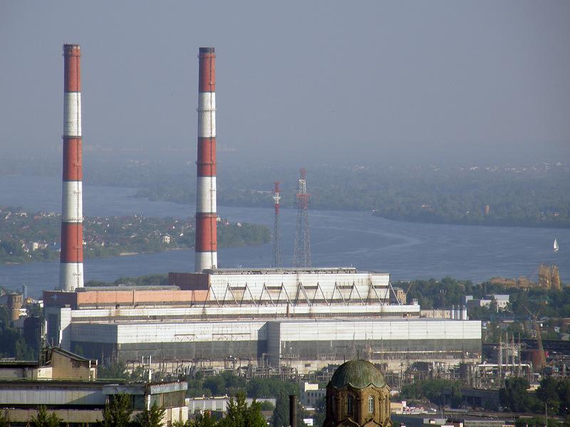 Начало автоматизации насосного оборудования Киевских ТЭЦ