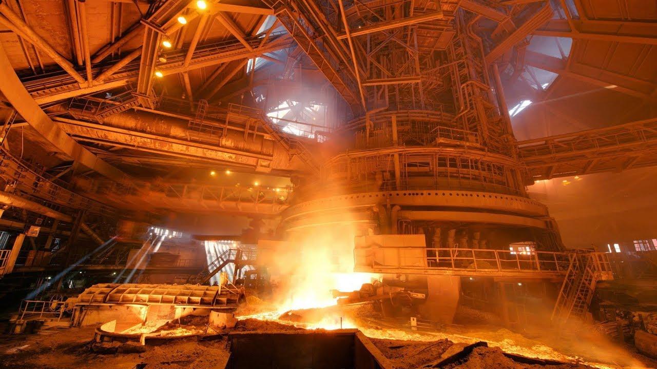 Автоматизация комплекса по вдуванию пыли в доменную печь №9