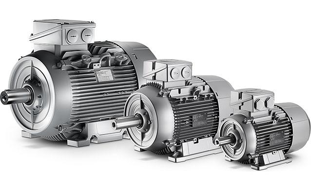 Двигатели общего назначения SIMOTICS GP