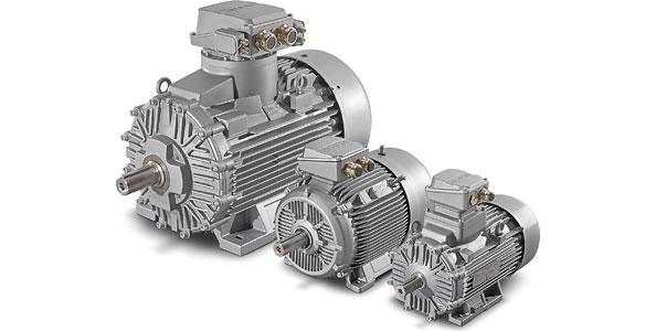 Взрывозащищенные двигатели SIMOTICS XP