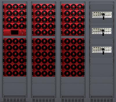 Agil 640: 200kvA to 640kVA No-Break Modular UPS