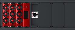 Модульный ИБП Agil 60: от 20kVA до 60kVA