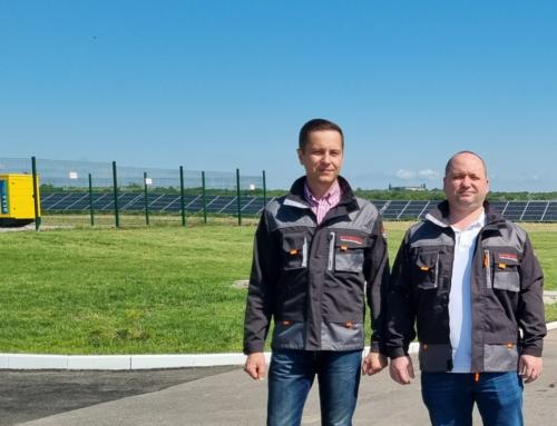 Внедрение PowerVizor Solar на Покровской СЭС